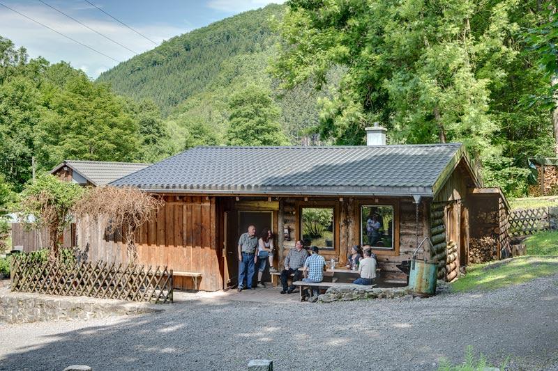 Rabensteiner Hütte